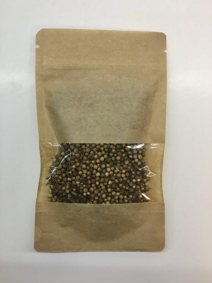 Koriandra sēkliņas, 25 grami