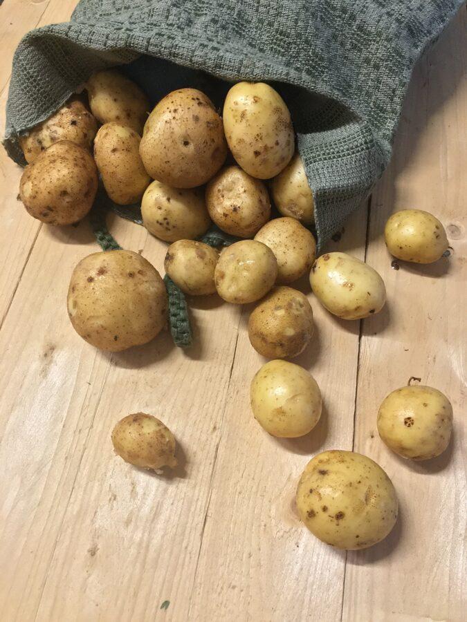 Kartupeļi, kg