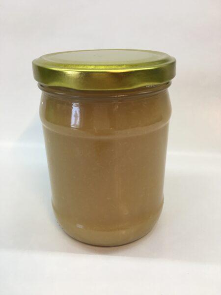 Ābolu biezenis BIO, ar cukuru, 500 gr
